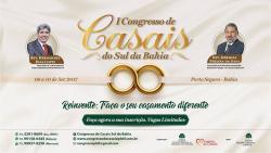 panfleto 1° Congresso de Casais do Sul da Bahia