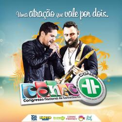 panfleto Conac Fantasy - Jorge e Mateus
