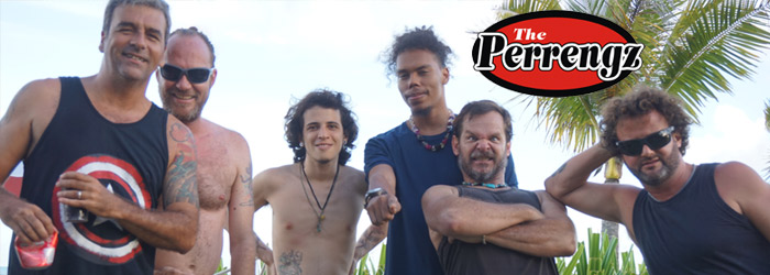 The Perrengz Crazy Rock Band