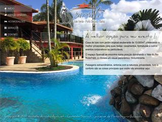 panfleto Hotel Resort Sparvati
