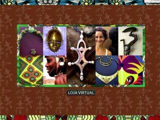 panfleto Tombuctu - Arte africana
