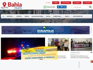 panfleto Bahia Dia Dia Notícias