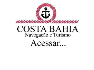 panfleto Costa Bahia Turismo e Navegação
