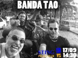 panfleto Banda TAO