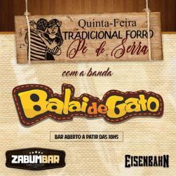 panfleto Balai de Gato