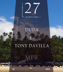 panfleto Duda & Tony Dávila