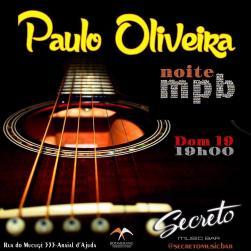 panfleto Paulo Oliveira