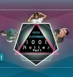 panfleto 1001 Noites