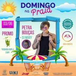 panfleto Petra Bouças + Dj Mary