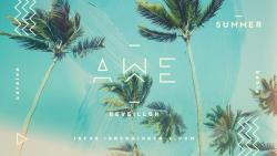 panfleto AWÊ - Réveillon Caraíva 2019