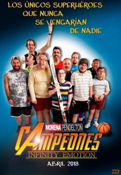panfleto 'Campeones 2018'