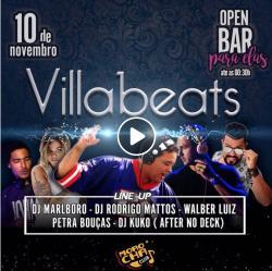 panfleto Villabeats
