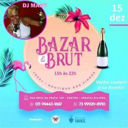panfleto Bazar & Brut