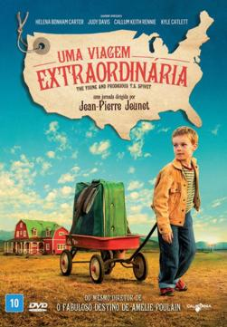 panfleto Domingo do Cinema Infantil - 'Uma viagem extraordinária'