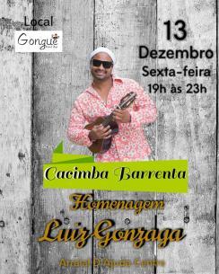 panfleto Caçimba Barrenta