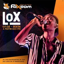 panfleto Lox