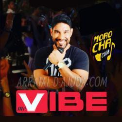 panfleto Mr. Vibe + Dj Rodrigo Mattos