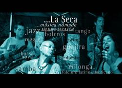panfleto La Seca Latin Project