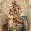 panfleto Procissão de Nossa Senhora do Carmo