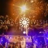 panfleto Réveillon Make a Wish - Orixás
