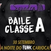 panfleto Baile Classe A