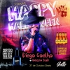 panfleto Happy Halloween 3ª Ediçao