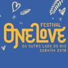 panfleto One Love Festival Caraíva - Samambaia