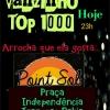 panfleto Vanzinho Top 1000
