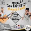 panfleto Thiago Alcântara & Walber Luiz