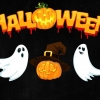 panfleto Halloween Porto House Club