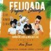 panfleto Samba InCasa + Walber Luiz
