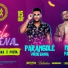 panfleto Baile Fenomenal - MC LAN + Papazoni