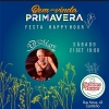panfleto Happy Hour da Primavera
