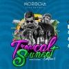 panfleto Tropical Sunset Arraial d'Ajuda 2020