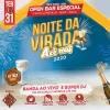 panfleto Noite da Virada - Virou Bahia