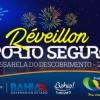 panfleto Réveillon Porto Seguro 2020