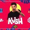 panfleto DJ Mazz + KVSH