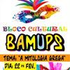 panfleto Bloco Cultural BAMUPS
