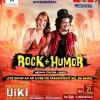 panfleto Rock + Humor