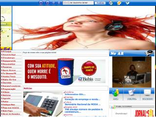panfleto Arraial FM