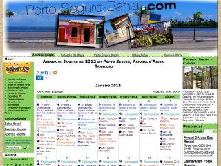 panfleto Agenda Porto Seguro 2018