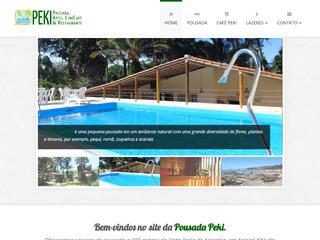 panfleto Peki - Cinécafé